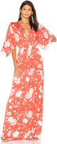 Rachel Pally Caftan Maxi Dress in Pink