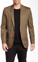Vince Camuto Canteen Two Button Notch Lapel Blazer