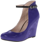 Seychelles Women's Dynamite Exotic Wedge Pump