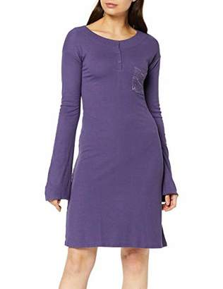 Lovable Women's Violet Nightgown Nightie,Small