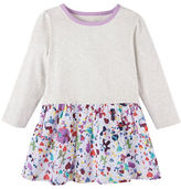 Andy & Evan Baby Girls Knit Floral Dress