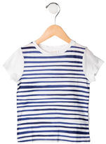 Gucci Boys' Striped Short Sleeve Top w/ Tags