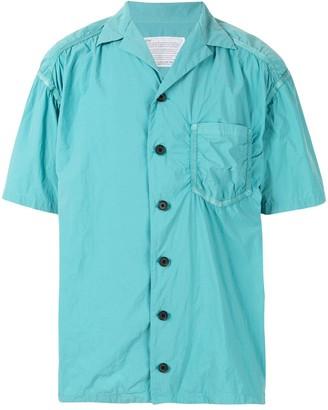 Kolor Ruched Detail Shirt