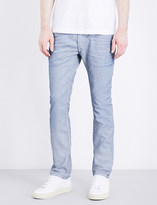 Diesel Thavar-NE regular-fit tapered jeans