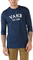 Vans Palmero Long Sleeve T-Shirt