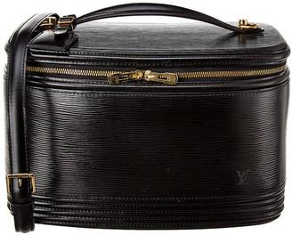 Louis Vuitton Black Epi Leather Nice