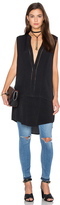 Bishop + Young Embroidered Tunic Tank