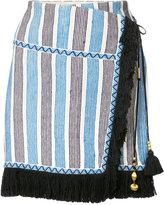 Figue 'Lilian' skirt - women - Silk/Viscose - 6