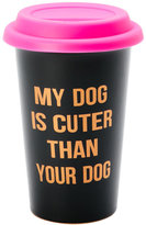 Juicy Couture My Dog Is Cuter Travel Mug