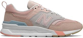 New Balance 997 Leather Running Sneaker