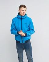 Bench Zip Through Lightweight Jacket in Blue