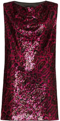 RtA Stevie sequin mini dress