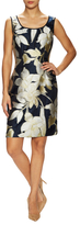 Lafayette 148 New York Rebecca Floral Print Sheath Dress