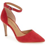 Lucky Brand Women's 'Tukko' D'Orsay Ankle Strap Pump