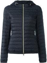 Herno hooded puffer jacket - women - Polyamide/Polyester/Polyurethane - 40