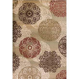 Asstd National Brand Accents Rectangular Rug