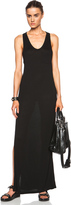 Alexander Wang Classic Viscose Tank Dress with Pocket