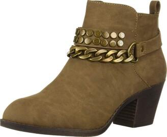 Rocket Dog Women's SHELINDA Cap PU Fashion Boot