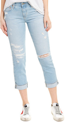 AG Jeans The Ex-Boyfriend 28 Years Languish Mended Slouchy Slim Leg