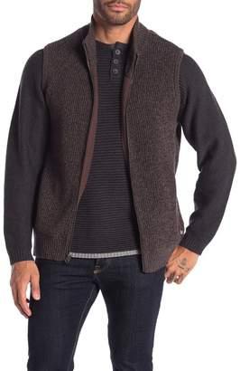 Weatherproof Vintage Full Zip Cardigan Vest