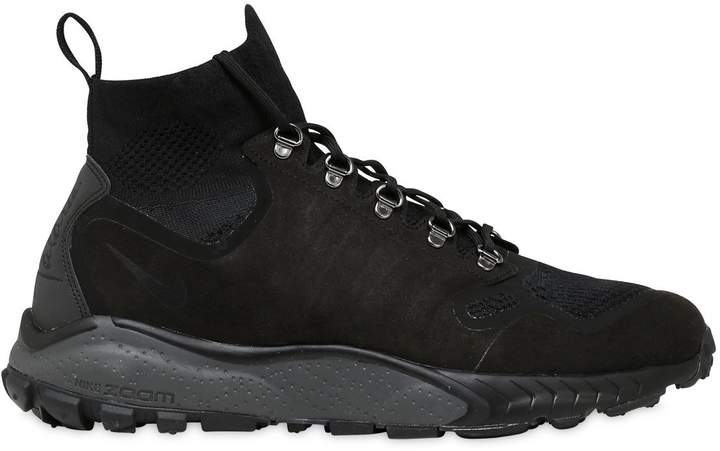 Nike Air Zoom Talaria Mid Flyknit Sneakers