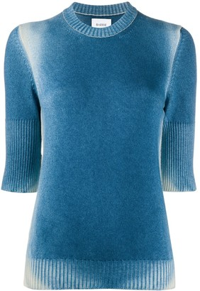 Barrie Faded Knit Top