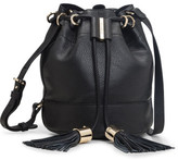 See by Chloé Vicki Tassel Bucket Bag