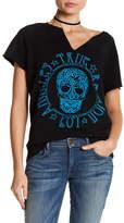 True Religion Graphic Cut Sweatshirt