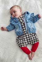 Next Girls Denim Jacket (0mths-2yrs) - Blue
