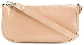 BY FAR Polished Effect Shoulder Bag