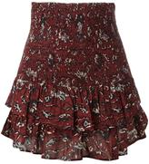 Etoile Isabel Marant Alfos skirt - women - Cotton - 34
