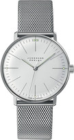 Junghans 027/3004.44 Max Bill stainless steel watch