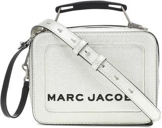 Marc Jacobs Box leather shoulder bag