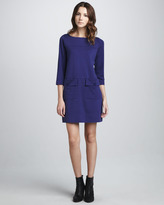 Marc by Marc Jacobs Billy Pocket-Front Dress
