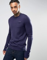 Tommy Hilfiger Icon Sweat In Navy