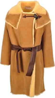Marni Tie-Waist Duffel Coat