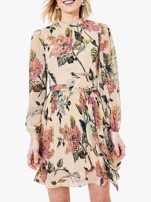 Oasis Blossom Skater Dress, Multi