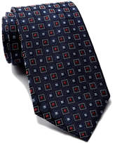 Tommy Hilfiger Silk Red Group Neats Tie