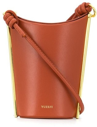Yuzefi Pitta cross body bag