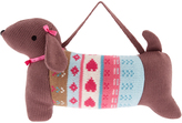 Monsoon Mr Sausage Dog Knitted Bag