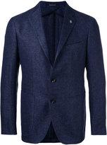 Tagliatore two-button blazer - men - Cotton/Cupro/Virgin Wool - 48