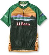 L.L. Bean Women's L.L.Bean Team Cycling Jersey
