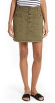 Frame Women's Le Mini Chino Skirt