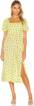 Faithfull The Brand Bette Midi Dress