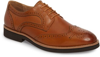 English Laundry Cleave Wingtip Derby