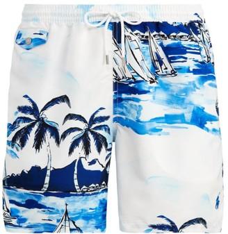 Polo Ralph Lauren Better Printed Swim Shorts