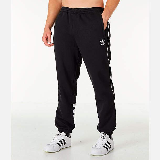 adidas Men's Authentic Fleece Jogger Pants