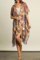 Umgee USA Kimono Sleeves Cardigan