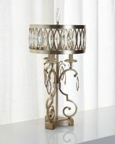 John-Richard Collection Marquise Crystal Table Lamp