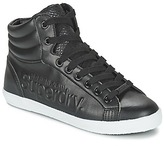 Superdry SUPER SLEEK LOGO HI Black